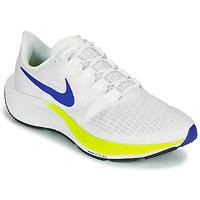 Boty Muži Běžecké / Krosové boty Nike AIR ZOOM PEGASUS 37 Bílá / Modrá / Žlutá
