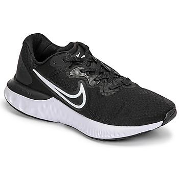 Boty Muži Běžecké / Krosové boty Nike RENEW RUN 2 Černá / Bílá