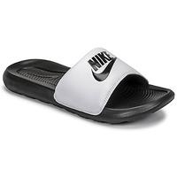 Boty Muži pantofle Nike VICTORI BENASSI Černá / Bílá