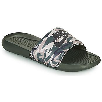 Boty Muži pantofle Nike VICTORI ONE BENASSI Šedá