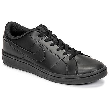 Boty Muži Nízké tenisky Nike COURT ROYALE 2 LOW Černá