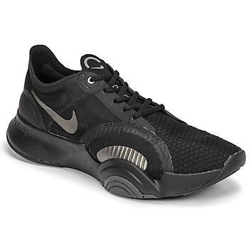 Boty Muži Multifunkční sportovní obuv Nike SUPERREP GO Černá