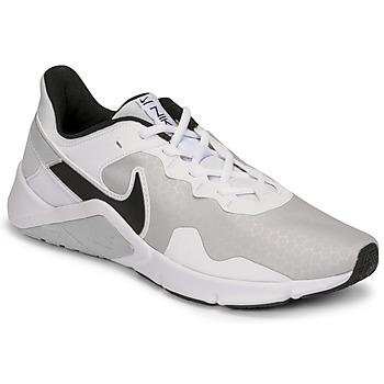 Boty Muži Multifunkční sportovní obuv Nike LEGEND ESSENTIAL 2 Bílá / Černá