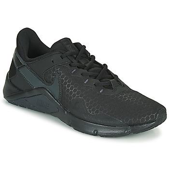 Boty Muži Multifunkční sportovní obuv Nike LEGEND ESSENTIAL 2 Černá / Šedá