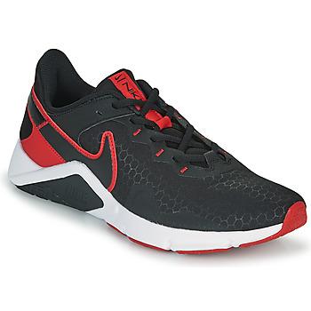 Boty Muži Multifunkční sportovní obuv Nike LEGEND ESSENTIAL 2 Černá / Červená
