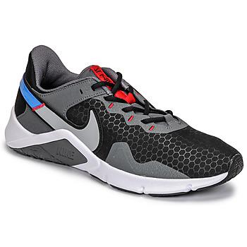Boty Muži Multifunkční sportovní obuv Nike LEGEND ESSENTIAL 2 Šedá / Modrá