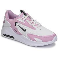 Boty Ženy Nízké tenisky Nike AIR MAX MOTION 3 Bílá / Růžová