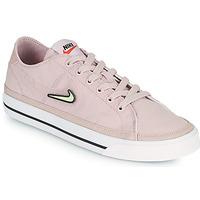Boty Ženy Nízké tenisky Nike COURT LEGACY VALENTINE'S DAY Růžová