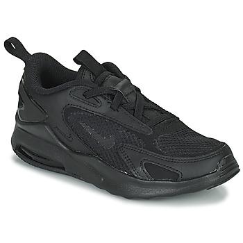Boty Děti Nízké tenisky Nike AIR MAX BOLT PS Černá