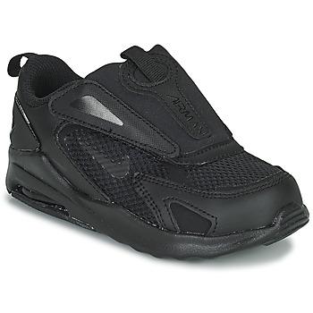 Boty Děti Nízké tenisky Nike AIR MAX BOLT TD Černá
