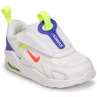 Boty Děti Nízké tenisky Nike AIR MAX BOLT TD Bílá / Modrá