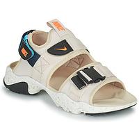 Boty Ženy pantofle Nike NIKE CANYON Béžová
