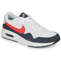 Boty Muži Nízké tenisky Nike NIKE AIR MAX SC Bílá / Červená / Modrá