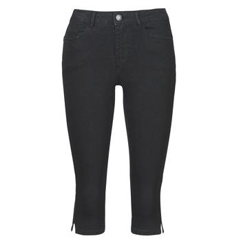 Textil Ženy Tříčtvrteční kalhoty Vero Moda VMHOT SEVEN Černá
