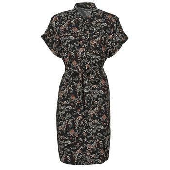 Textil Ženy Krátké šaty Vero Moda VMSIMPLY EASY Černá