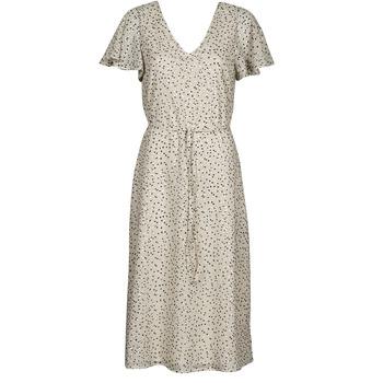 Textil Ženy Krátké šaty Vero Moda VMJOT Béžová