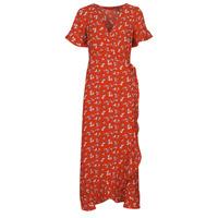 Textil Ženy Společenské šaty Vero Moda VMSAGA Červená