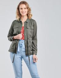 Textil Ženy Saka / Blejzry Vero Moda VMVIVIANA Khaki