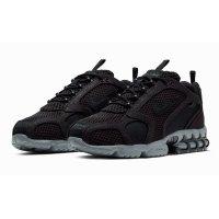 Boty Nízké tenisky Nike Air Zoom Spiridon x Stussy Black Black/Cool Grey/White
