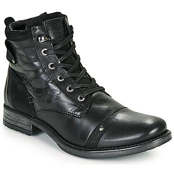 Boty Muži Kotníkové boty Redskins YANI Černá