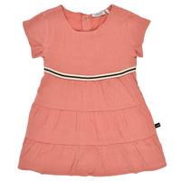 Textil Dívčí Krátké šaty Ikks XS30090-67 Oranžová
