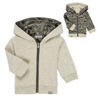 Textil Chlapecké Mikiny Ikks XS17041-15 Bílá