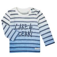 Textil Chlapecké Trička s dlouhými rukávy Ikks XS10001-19