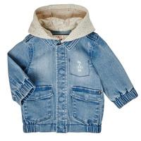 Textil Chlapecké Bundy Ikks XS40021-84 Modrá