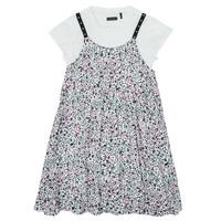 Textil Dívčí Krátké šaty Ikks XS30182-19-J