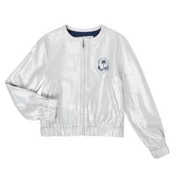 Textil Dívčí Saka / Blejzry Ikks XS17042-18-J Stříbřitá