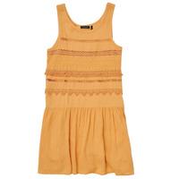 Textil Dívčí Krátké šaty Ikks XS31012-74-J Oranžová