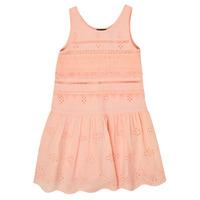 Textil Dívčí Krátké šaty Ikks XS31012-32-J Růžová