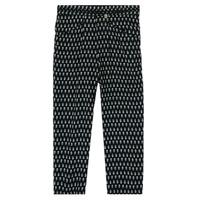 Textil Dívčí Turecké kalhoty / Harémky Ikks XS22002-02-J Černá