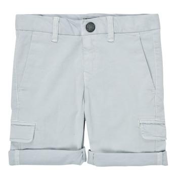 Textil Chlapecké Kraťasy / Bermudy Ikks XS25023-40-C Modrá