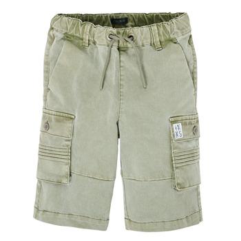 Textil Chlapecké Kraťasy / Bermudy Ikks XS25153-57-C Khaki