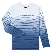 Textil Chlapecké Trička s dlouhými rukávy Ikks XS10003-19-C