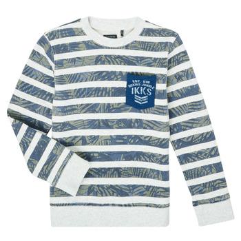 Textil Chlapecké Mikiny Ikks XS15053-22-C
