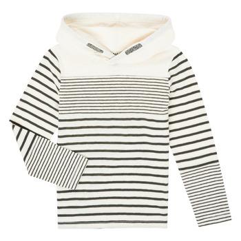 Textil Chlapecké Trička s dlouhými rukávy Ikks XS10083-11-C
