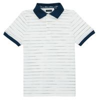 Textil Chlapecké Polo s krátkými rukávy Ikks XS11003-19-C