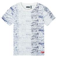 Textil Chlapecké Trička s krátkým rukávem Ikks XS10063-19-C