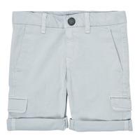 Textil Chlapecké Kraťasy / Bermudy Ikks XS25023-40-J Modrá