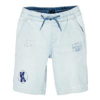 Textil Chlapecké Kraťasy / Bermudy Ikks XS25223-82-J Modrá