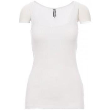 Textil Muži Trička s krátkým rukávem Payper Wear T-shirt Payper Look blanc