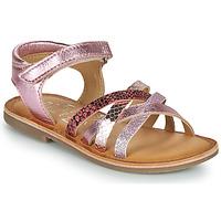 Boty Dívčí Sandály Mod'8 CANILA Růžová