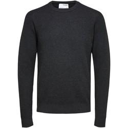 Textil Muži Saka / Blejzry Selected 16074692 Šedá