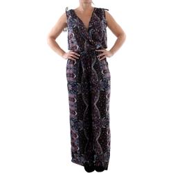 Textil Ženy Overaly / Kalhoty s laclem Couleurs Du Monde LI-0023 Multicolor Multicolor