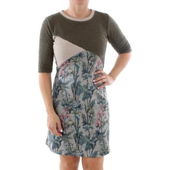 Textil Ženy Krátké šaty Smash MARBELLA DRESS ARMY 38 Verde