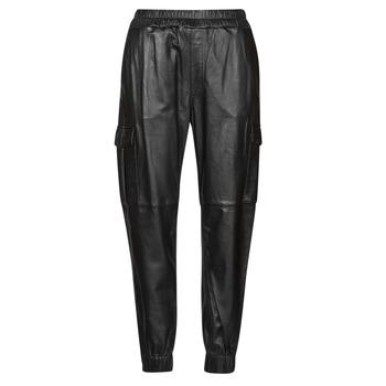Textil Ženy Kapsáčové kalhoty Oakwood CARGO Černá