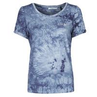 Textil Ženy Trička s krátkým rukávem Les Petites Bombes BRISEIS Tmavě modrá