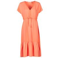 Textil Ženy Krátké šaty Les Petites Bombes BRESIL Oranžová